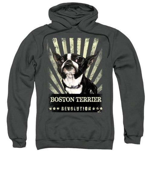 Boston Terrier Revolution Sweatshirt