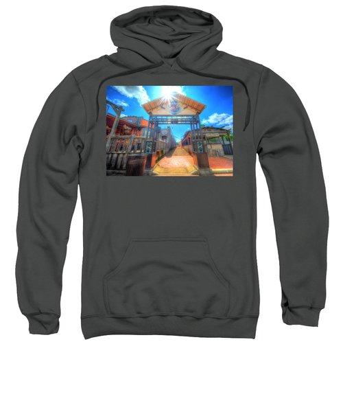 Bottle Cap Alley Sweatshirt