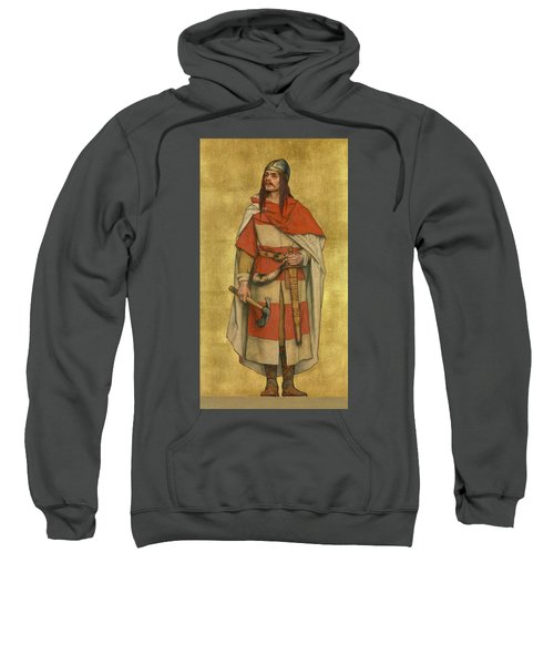 Baldwin Vii Of Flanders Sweatshirt