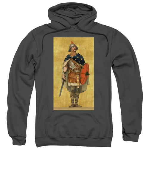 Baldwin Iron Arm Sweatshirt