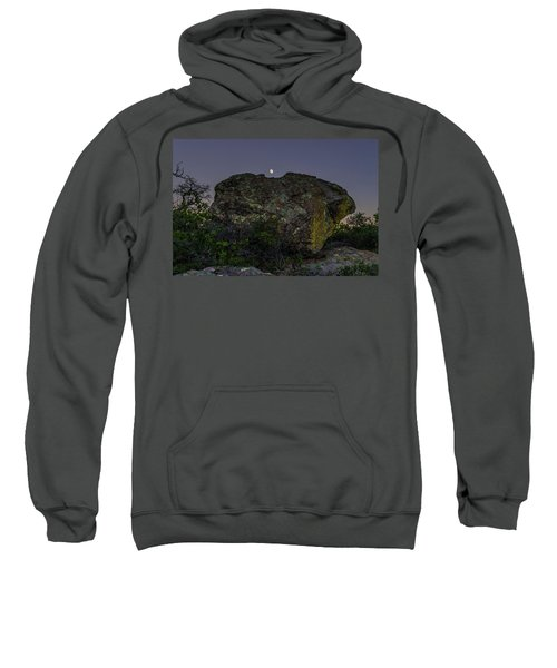 Boulder Moonrise Sweatshirt