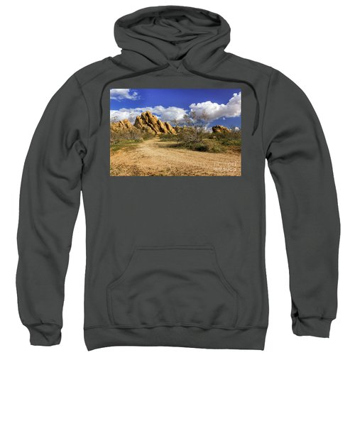 Boulders At Apple Valley Sweatshirt