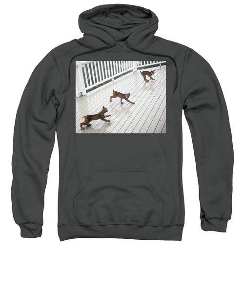Bouncing Is Best Sweatshirt