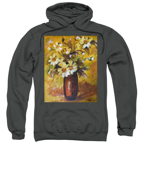 Bouquet Flowers Of Gold Sweatshirt