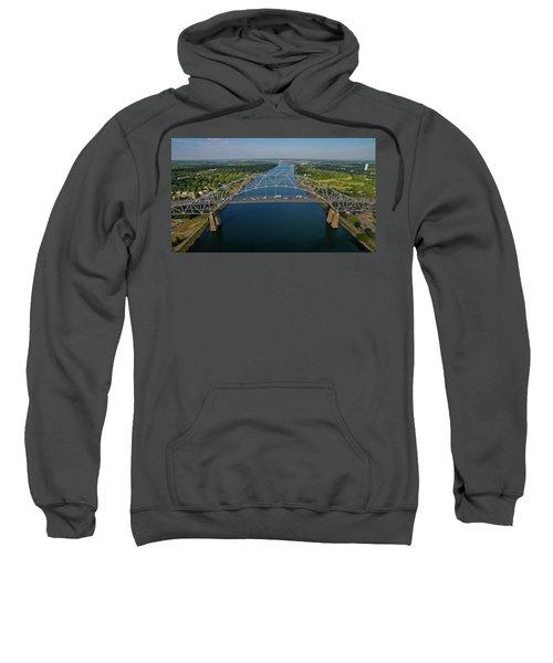 Bourne Bridge, Ma Sweatshirt
