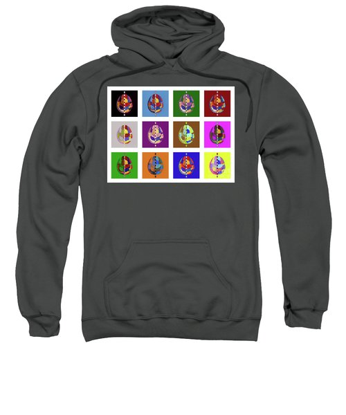 Brainbow Sweatshirt