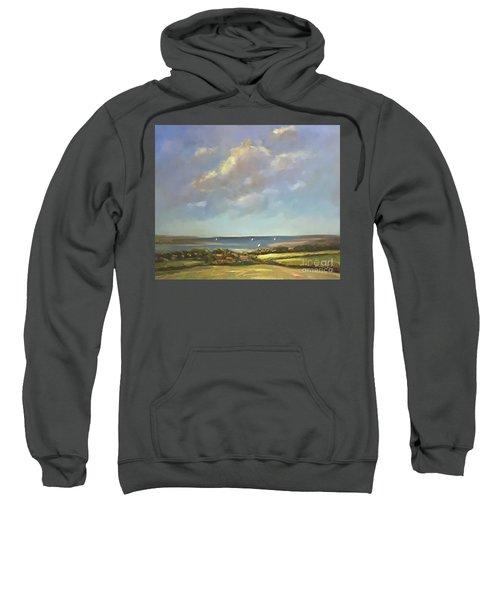 Brancaster Staithes, Norfolk Sweatshirt