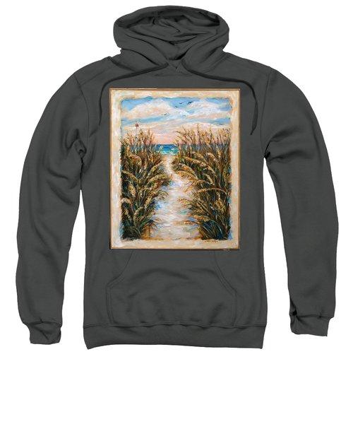 Breezy Sea Oats Sweatshirt