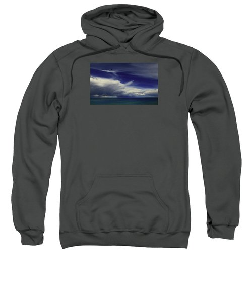 Brewing Up A Storm Sweatshirt