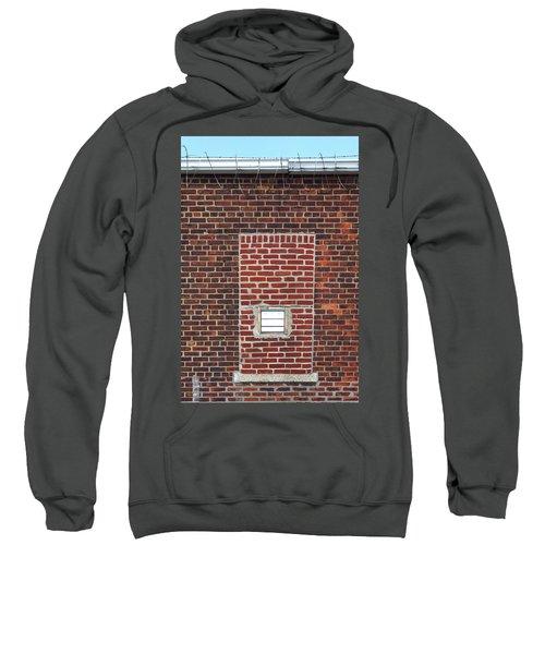 Brick And Barbed Wire Sweatshirt