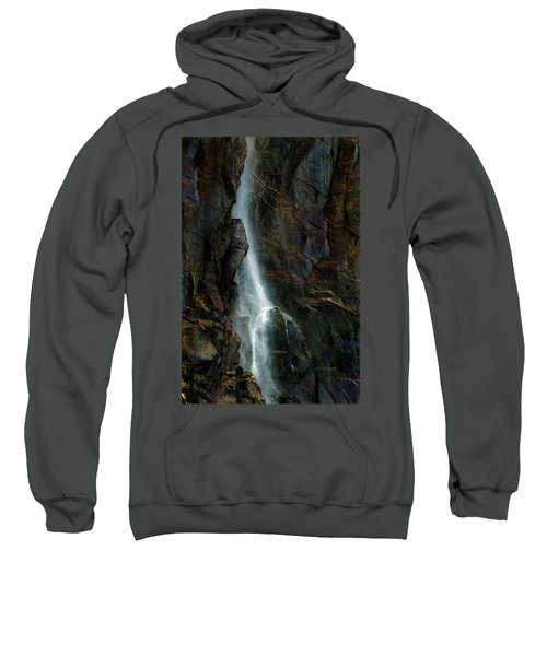 Bridalveil Falls In Autumn Sweatshirt