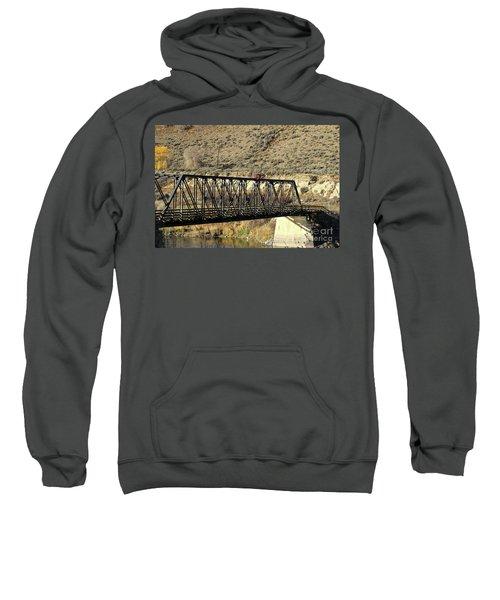 Bridge Over The Thompson Sweatshirt