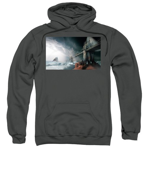 Bridges To The Neverland Sweatshirt