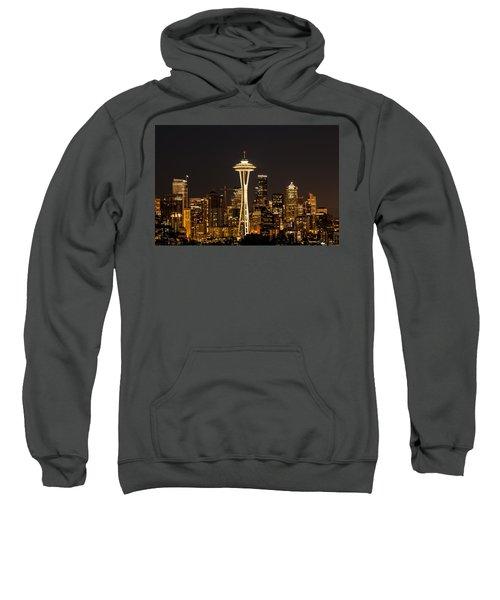 Bright At Night.1 Sweatshirt