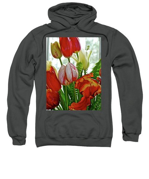 Bright Bouquet Sweatshirt