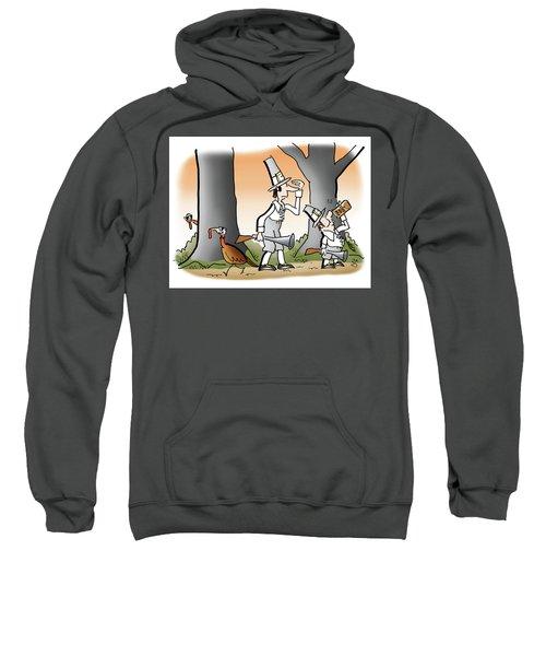 Bright Thanksgiving Sweatshirt