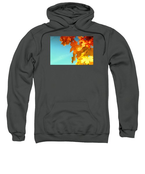 The Lord Of Autumnal Change Sweatshirt