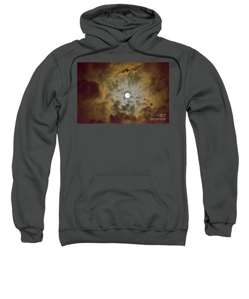 Brilliant Night Sky Sweatshirt