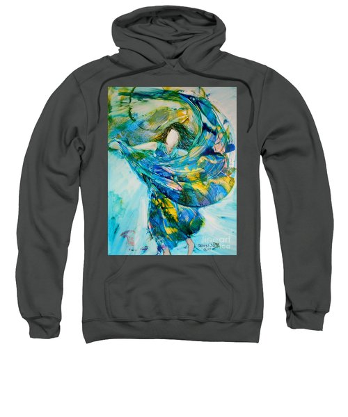 Bringing Heaven To Earth Sweatshirt