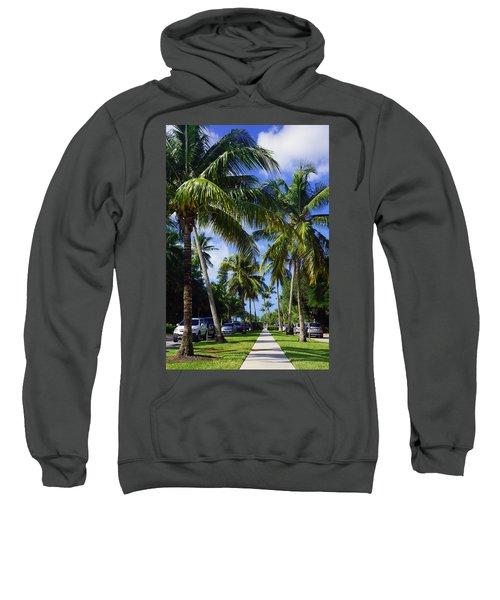 Broad Avenue South, Old Naples Sweatshirt