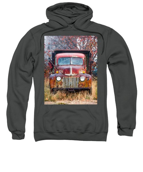 Old Abandoned Truck Sweatshirt