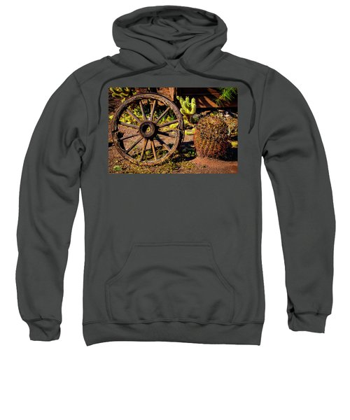 Broken Wagonwheel Sweatshirt