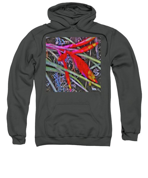 Bromeliad In The Cathedral Sweatshirt