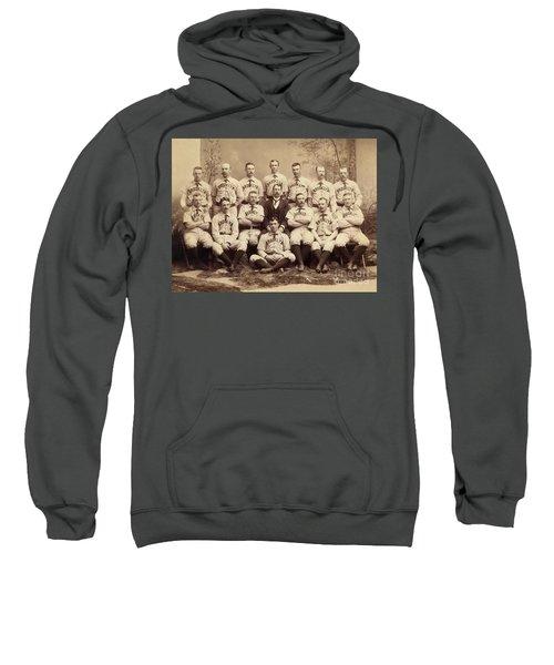 Brooklyn Bridegrooms Baseball Team Sweatshirt