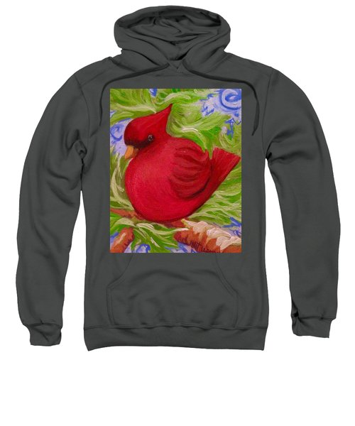 Brrr Bird Sweatshirt