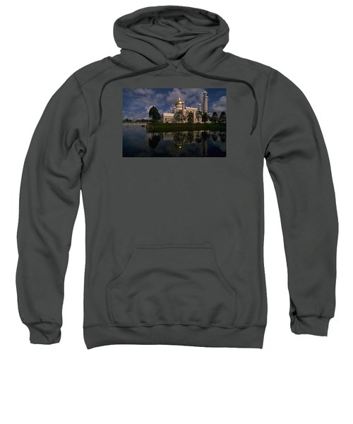 Brunei Mosque Sweatshirt