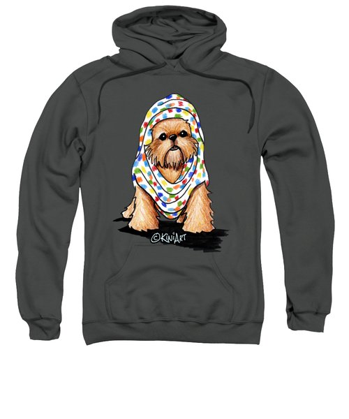 Brussels Griffon Beauty Sweatshirt