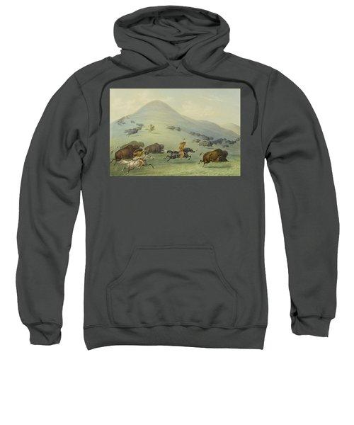 Buffalo Chase Sweatshirt