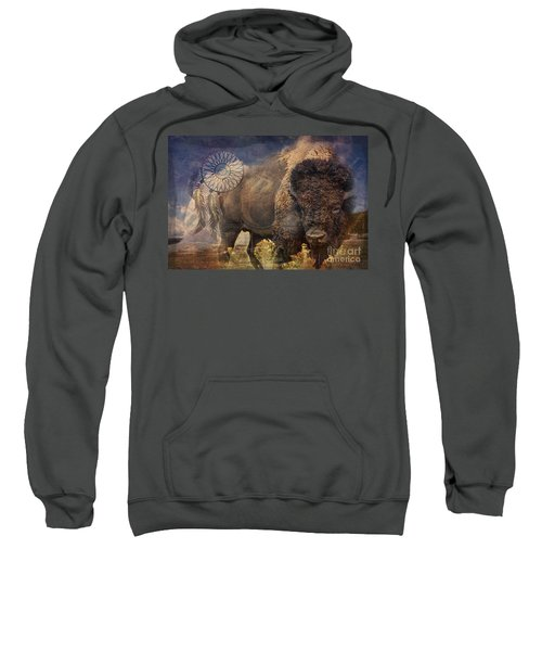 Buffalo Medicine 2015 Sweatshirt