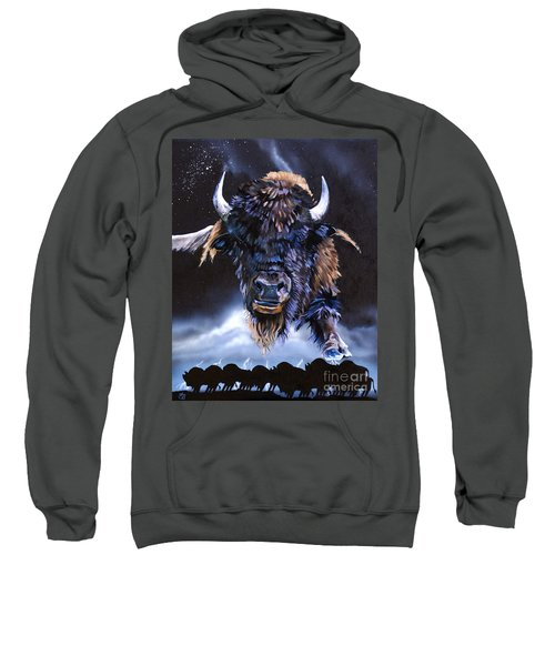 Buffalo Medicine Sweatshirt