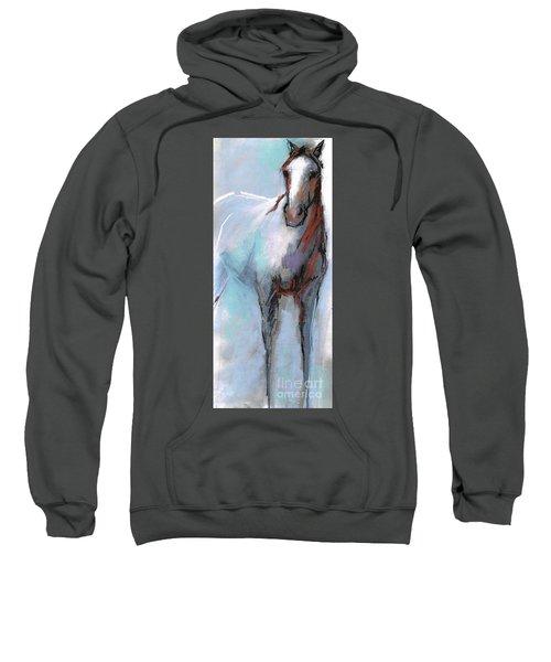 Building Character  Sweatshirt