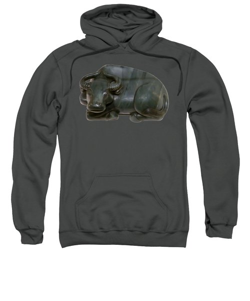 Bull Figure Sweatshirt