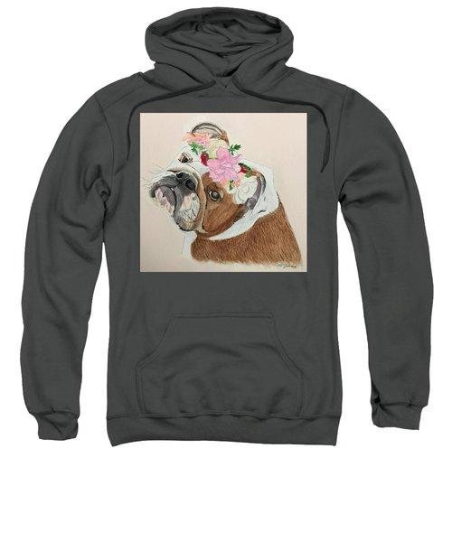 Bulldog Bridesmaid Sweatshirt