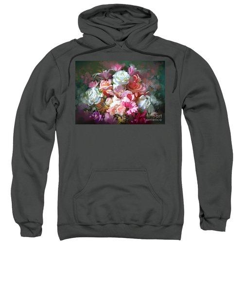 Bunch Of Roses Sweatshirt