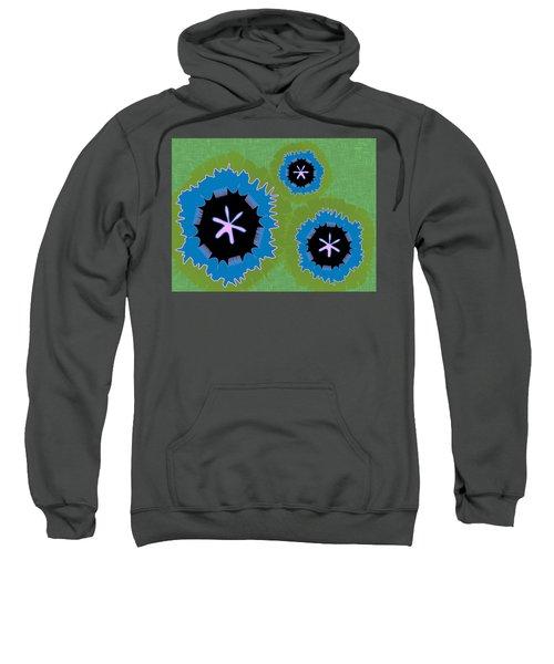 Bunny Flower Sweatshirt