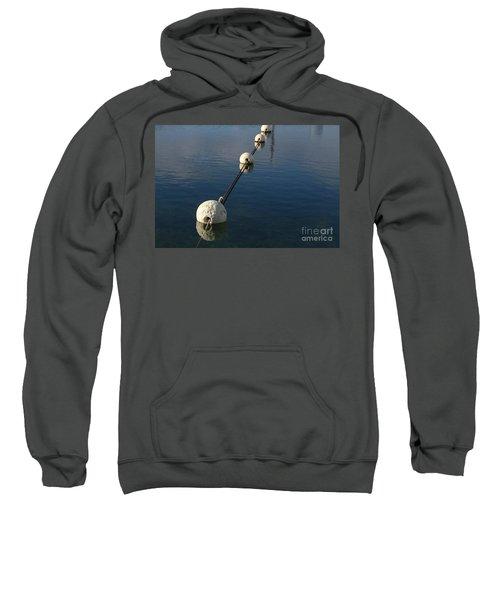 Buoys In Aligtnment Sweatshirt