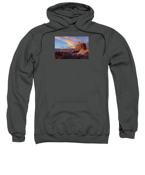 Burning Daylight Sweatshirt