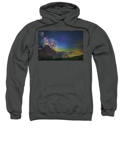 Burning Skies Sweatshirt