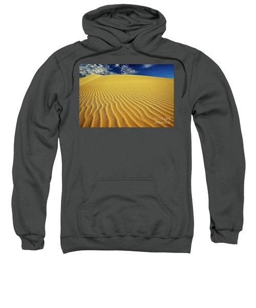 Burning Up At The White Sand Dunes - Mui Ne, Vietnam, Southeast Asia Sweatshirt