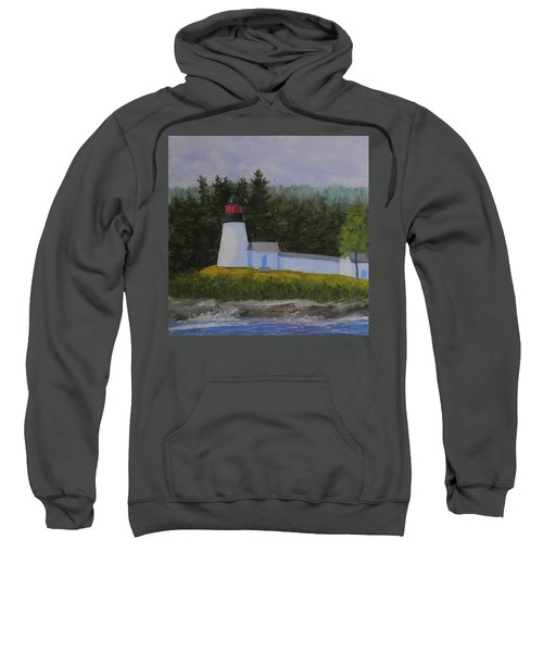 Burnt Island Light Sweatshirt
