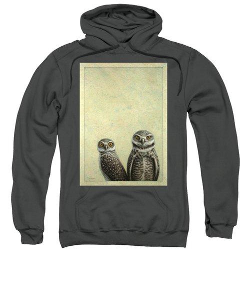 Burrowing Owls Sweatshirt