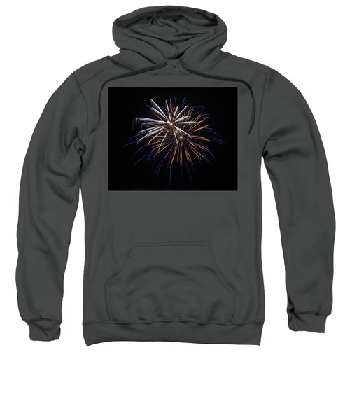 Sweatshirt featuring the photograph Burst Of Elegance by Bill Pevlor