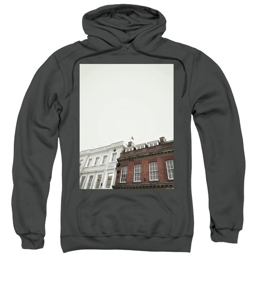 Bury St Edmunds Buildings Sweatshirt
