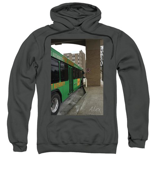 Bus Stop Sweatshirt
