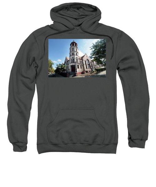 Bushwick Avenue Central Methodist Episcopal Church Sweatshirt