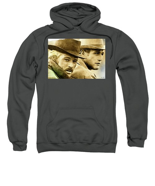Butch Cassidy And The Sundance Kid     Sweatshirt